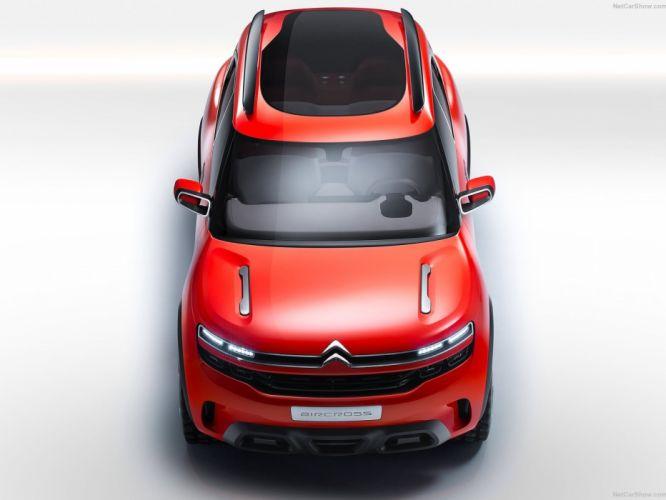 Citroen Aircross Concept cars suv 2015 wallpaper