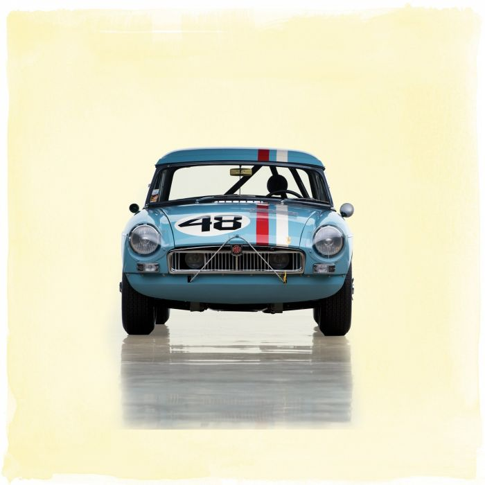 MGB Lightweight cars 1962 classic racecars wallpaper