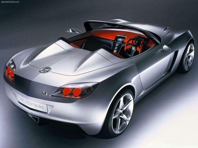 Vauxhall VX Lightning Concept 2003 wallpaper