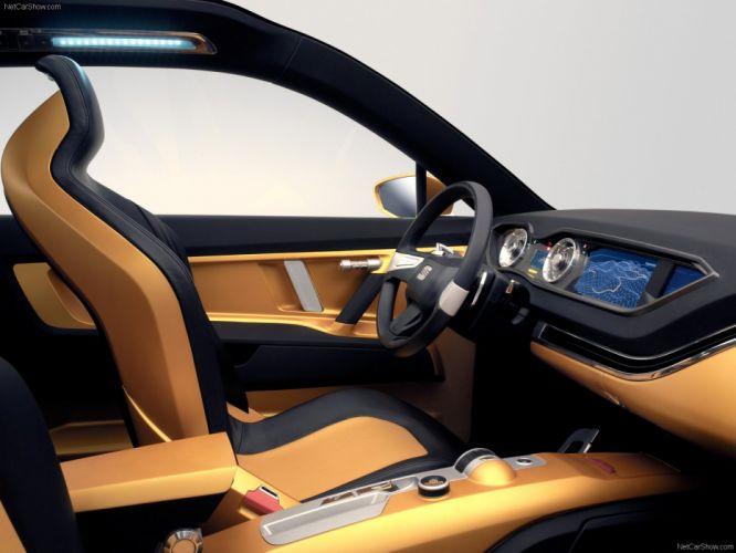 Seat Tribu Concept cars suv 2007 wallpaper
