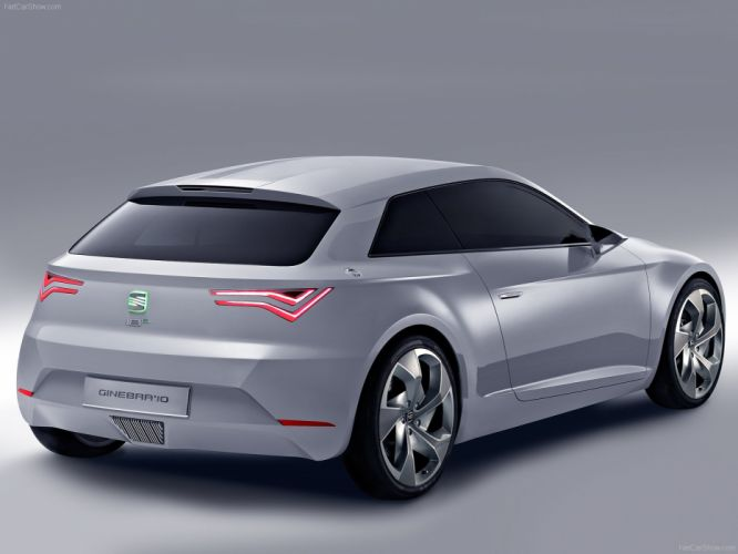 Seat IBE Concept cars 2010 wallpaper