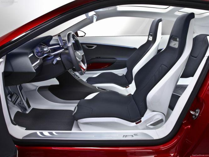 2010 Concept IBE Paris seat cars wallpaper