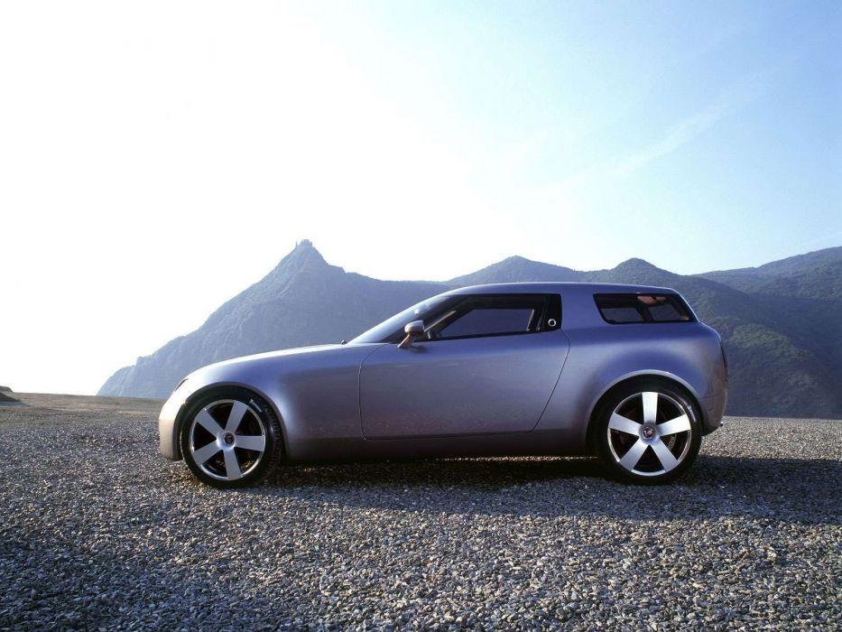 2001 car Concept saab x9 wallpaper