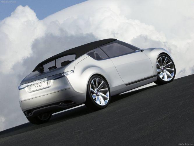 Saab 9-X Air BioHybrid Concept cars 2008 wallpaper