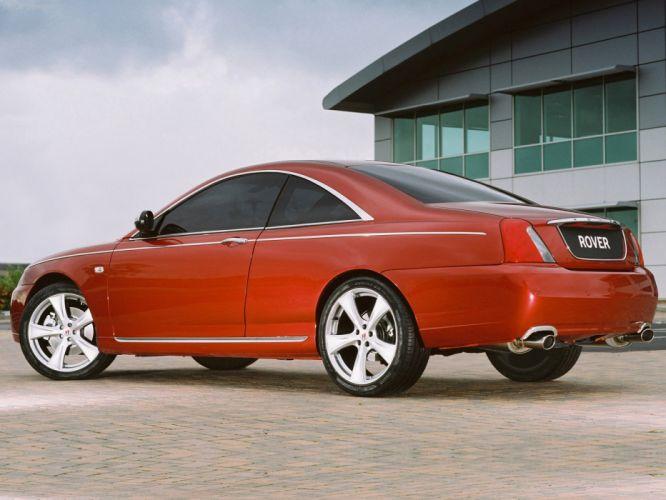 2004 Concept Coupe rover cars wallpaper