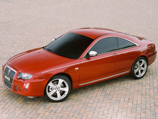 2004 Concept Coupe rover cars wallpaper
