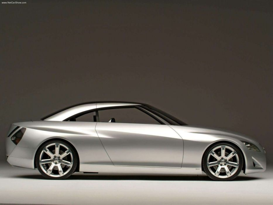 Lexus LFC Concept cars convertible 2004 wallpaper