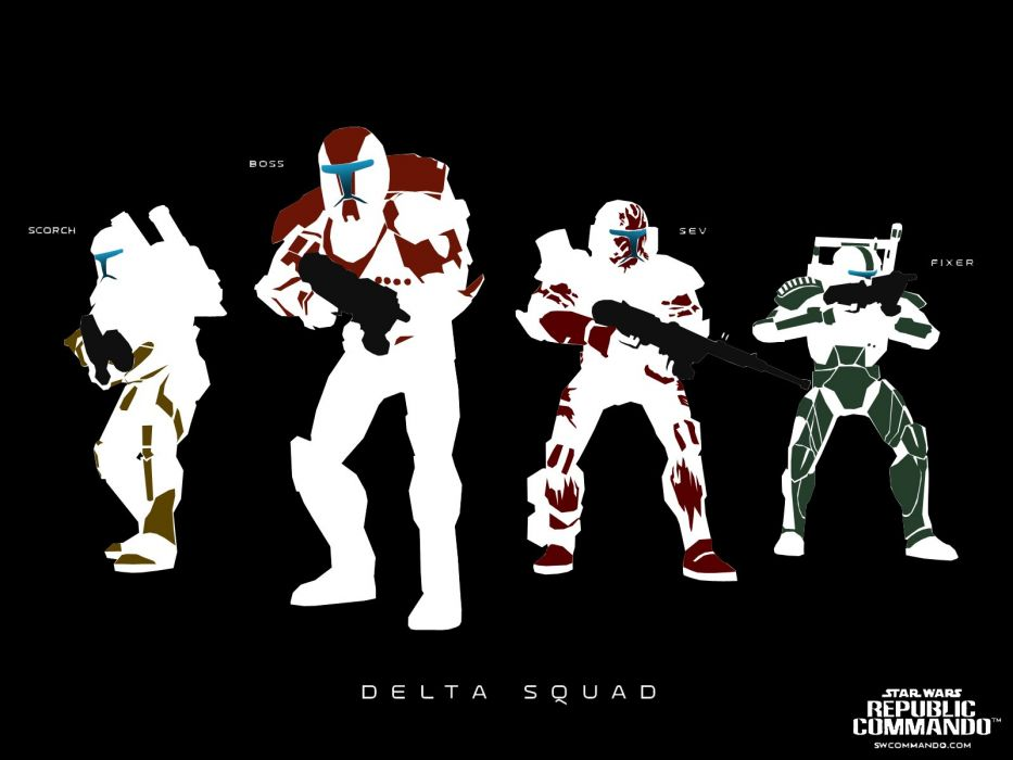 Star Wars Republic Commando Sci Fi Strategy Tactical Shooter Action Fighting 1swrc Wallpaper 1600x1200 658104 Wallpaperup