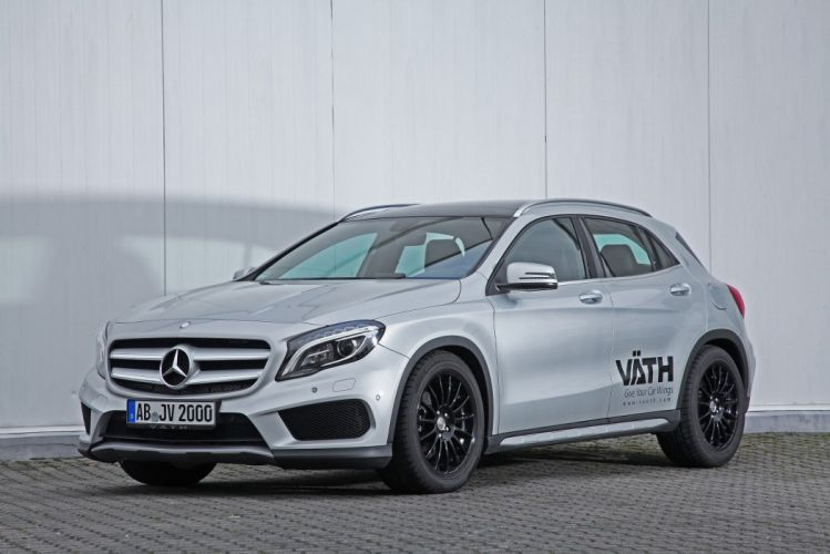 VAITH Mercedes Benz GLA 200 cars suv tuning 2015 wallpaper
