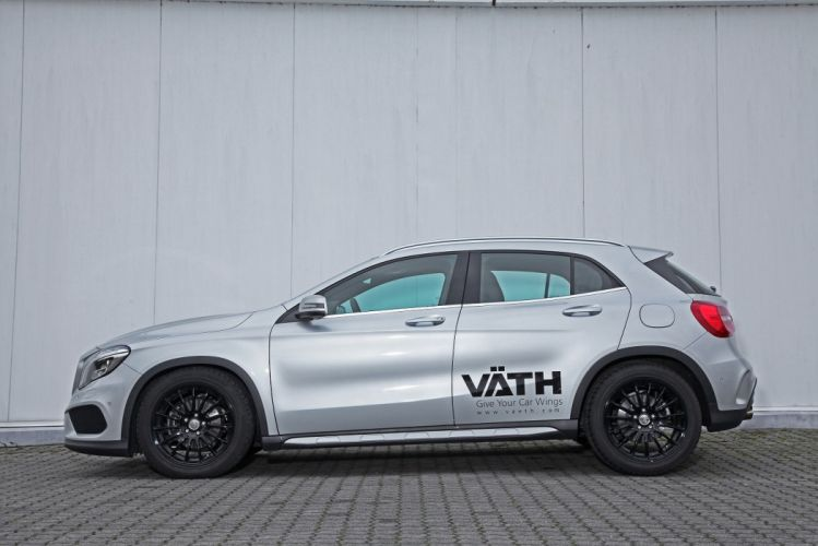 VAITH Mercedes Benz GLA 200 cars suv tuning 2015 wallpaper