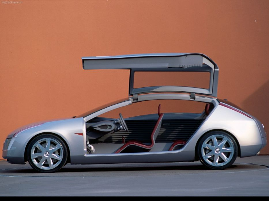 Renault Talisman Concept cars 2001 wallpaper