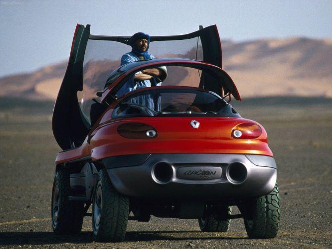 Renault Racoon Concept cars 1993 wallpaper