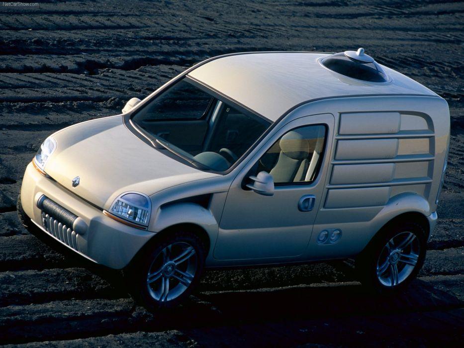 Renault Pangea Concept Cars Van 1997 Wallpaper 1600x1200 658406