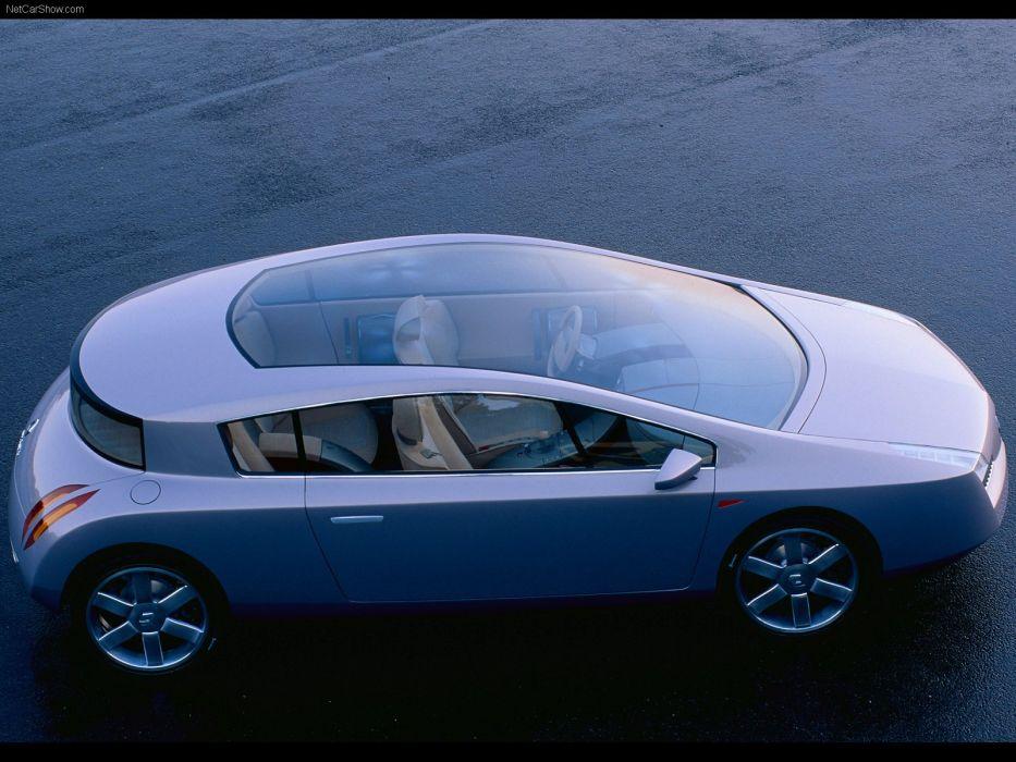 Renault Vel Satis Concept cars 1998 wallpaper