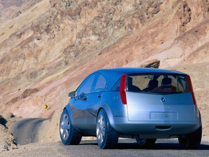 Renault Koleos Concept cars 1999 wallpaper