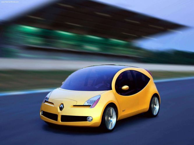 Renault Be Bop Renault Sport Concept cars 2003 wallpaper