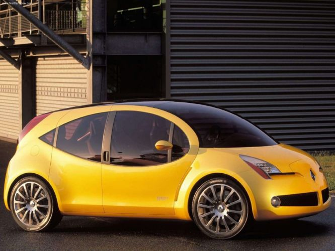 Renault Be Bop Renault Sport Concept cars 2003 wallpaper