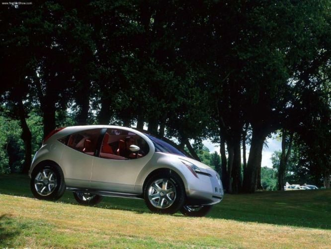 Renault Be Bop Renault suv Concept cars 2003 wallpaper