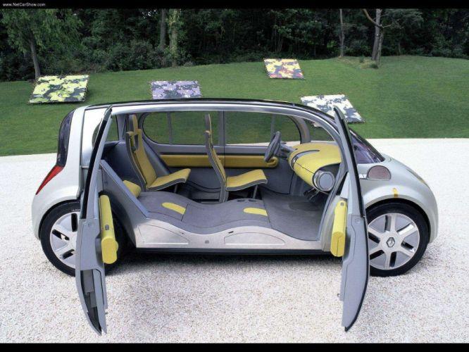 2002 Concept Ellypse renault cars wallpaper