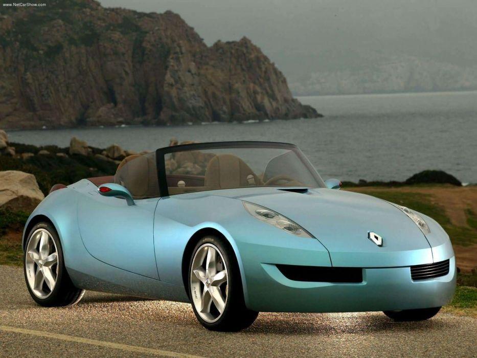 Renault Wind Concept Cars Convertible 2004 Wallpaper 1600x1200