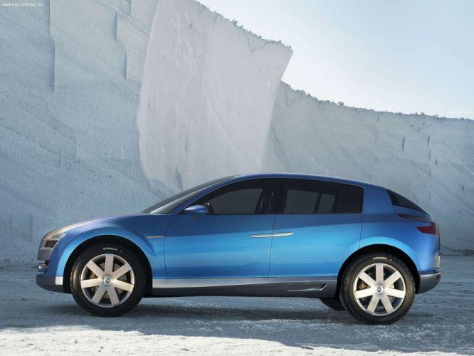 Renault Egeus Concept Car suv 2005 wallpaper