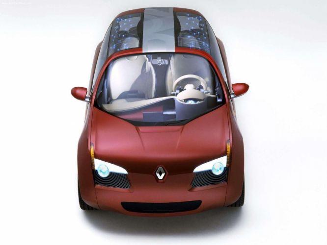 Renault Zoe Concept cars 2005 wallpaper