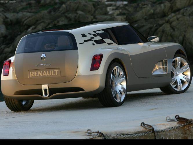 Renault Altica Concept cars 2006 wallpaper