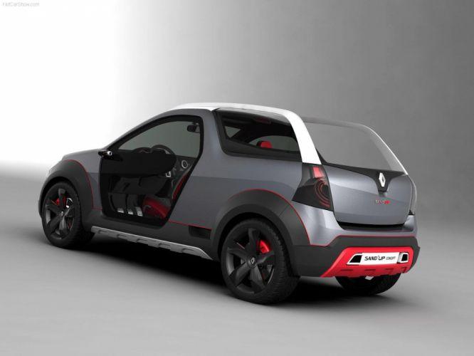 Renault Sand-up Concept cars 2008 wallpaper