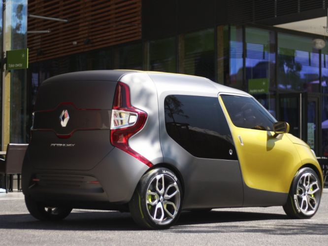 Renault Frendzy Concept cars 2011 wallpaper