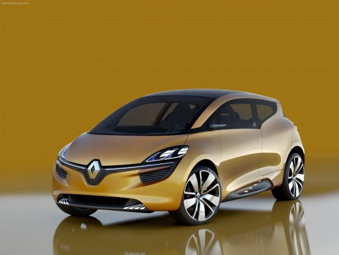 Renault R-Space Concept cars 2011 wallpaper