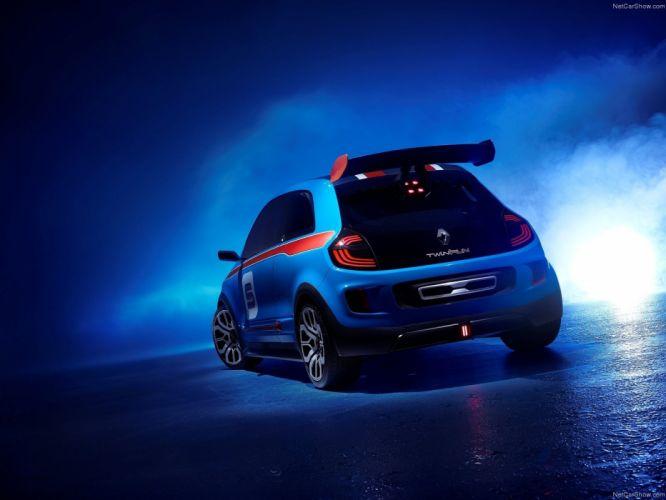 Renault Twin-Run Concept cars 2013 wallpaper