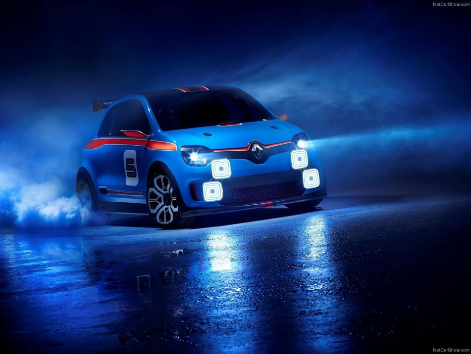 Renault Twin-Run Concept cars 2013 wallpaper