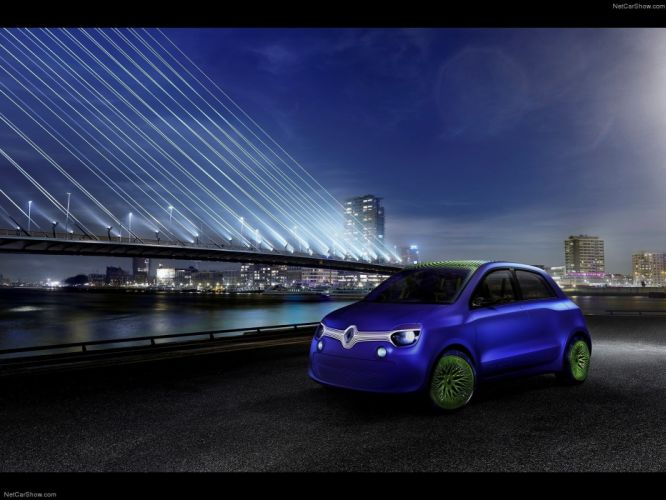 2013 Concept renault Twin-Z cars wallpaper