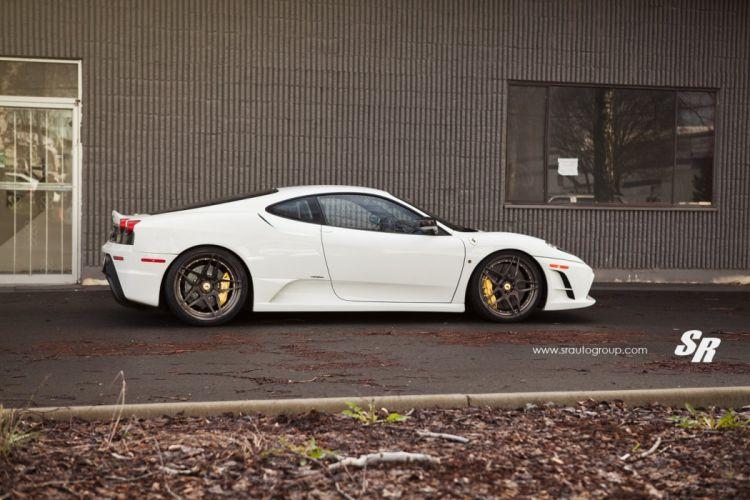 Ferrari f430 scuderia supercars cars wallpaper
