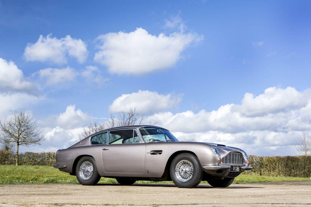 Aston Martin Db6 Vantage Uk Spec 1965 Classic Cars Wallpaper 4096x2731 658824 Wallpaperup