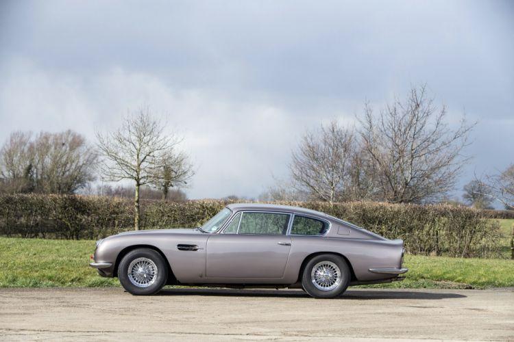 Aston Martin DB6 Vantage UK-spec 1965 classic cars wallpaper