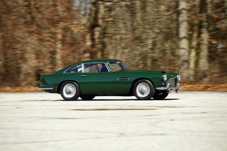 Aston Martin DB4 Series II 1960 classic cars wallpaper