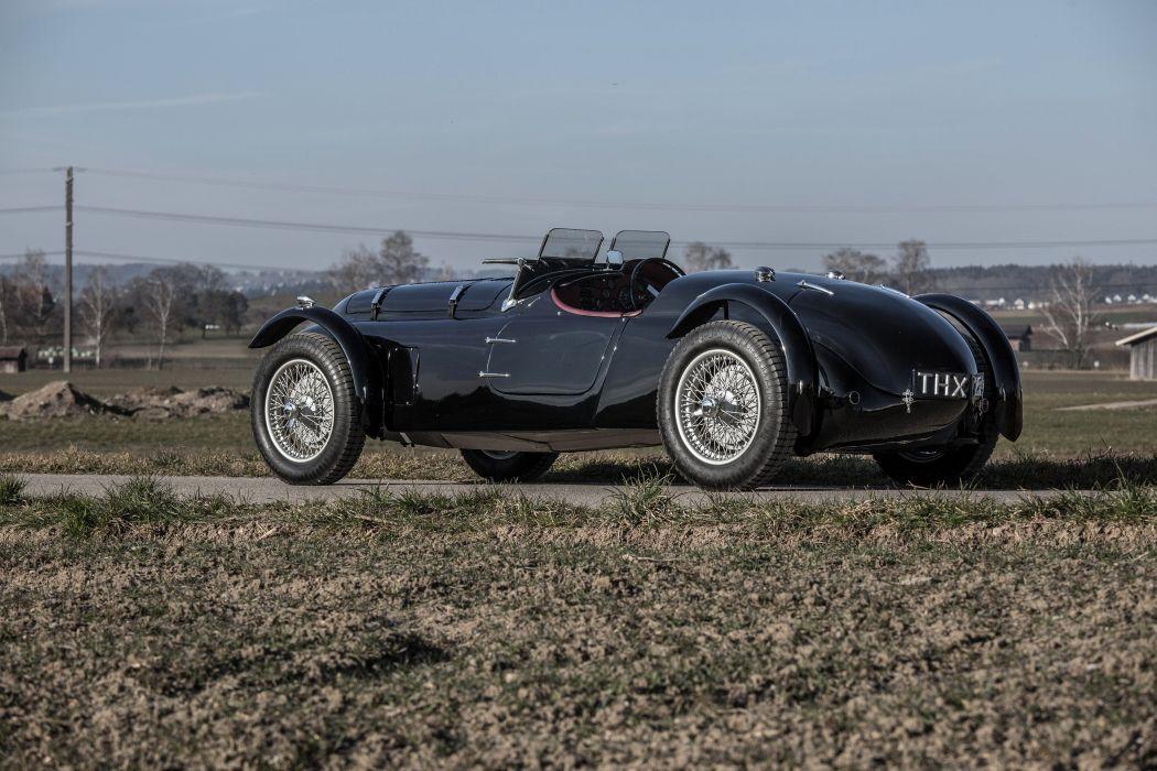 Aston Martin 2-Litre Sports 1948 classic cars wallpaper