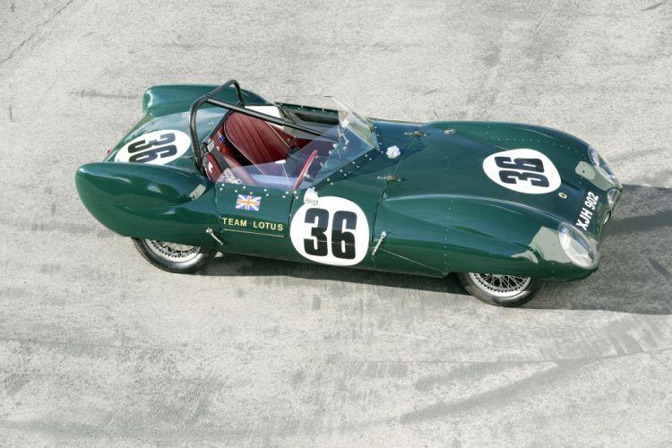 Lotus Eleven Series I 1956 classic cars racecars wallpaper