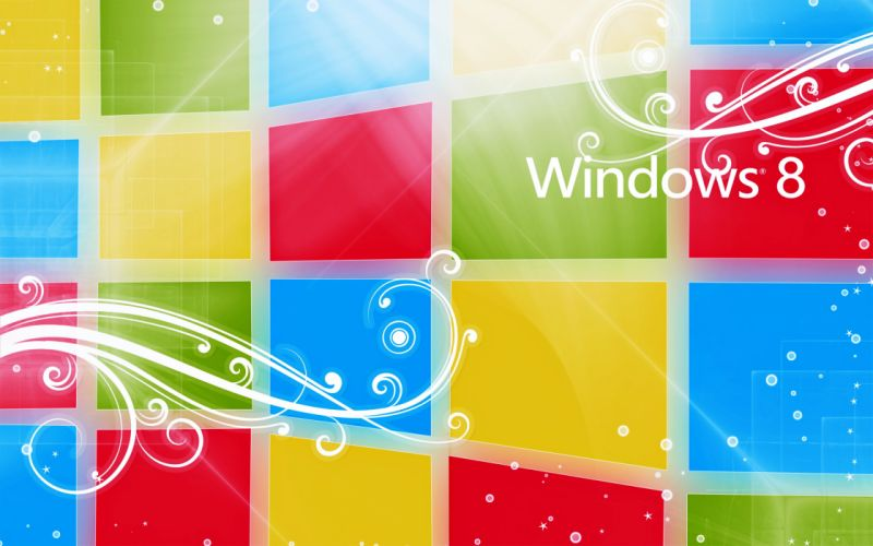 logo windows 8 colors wallpapers background pc computers wallpaper