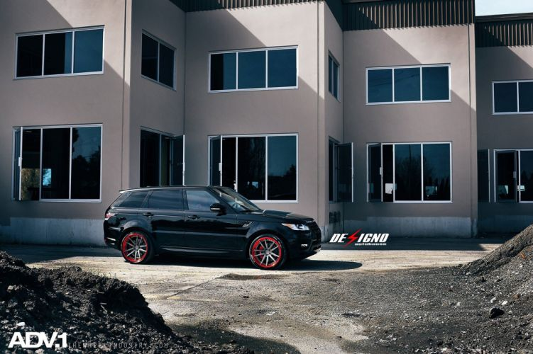 ADV 1 WHEELS RANGE ROVER SPORT suv tuning cars 2015 wallpaper