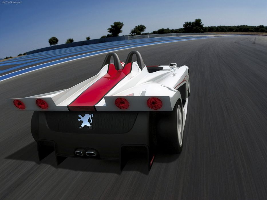 Peugeot 207 Spider Concept cars 2006 wallpaper