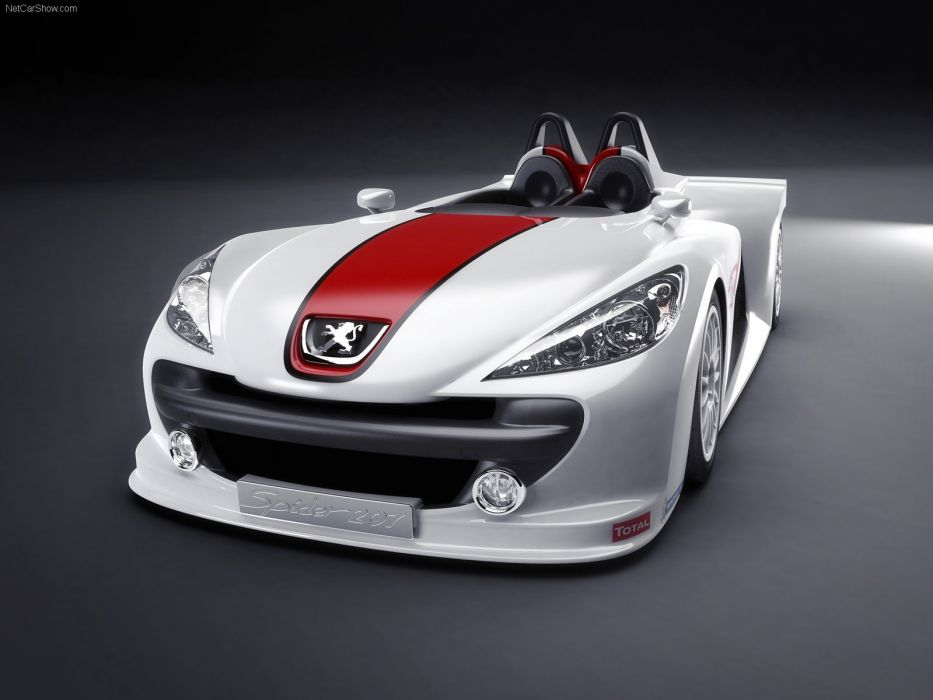 Peugeot 207 Spider Concept cars 2006 wallpaper