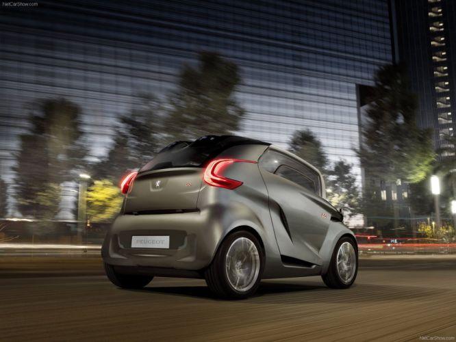 Peugeot BB1 Concept cars 2009 wallpaper