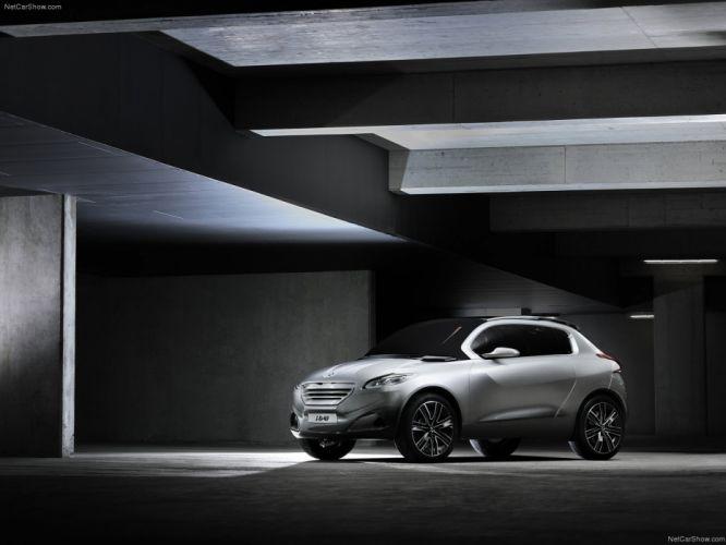 Peugeot HR1 Concept cars 2010 wallpaper