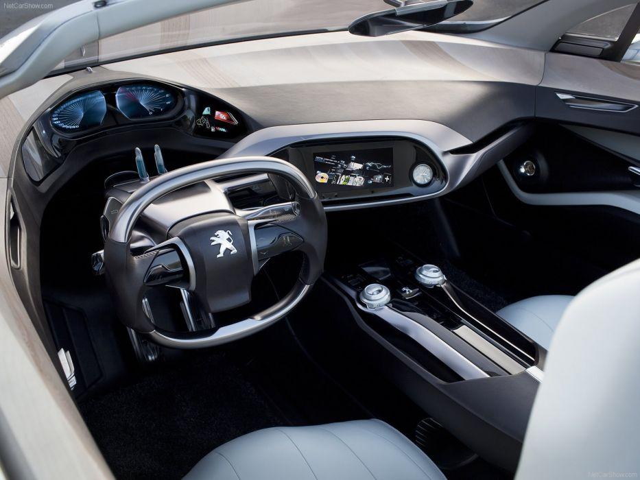 2010 Concept Peugeot sr1 cars convertible wallpaper