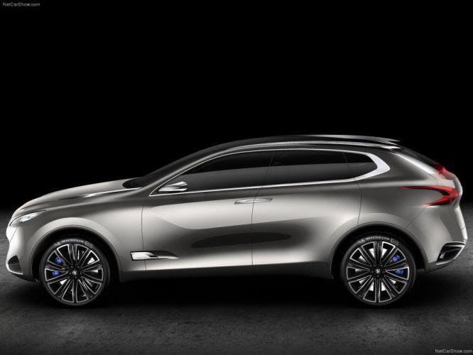 cars Concept Peugeot sxc 2011 wallpaper