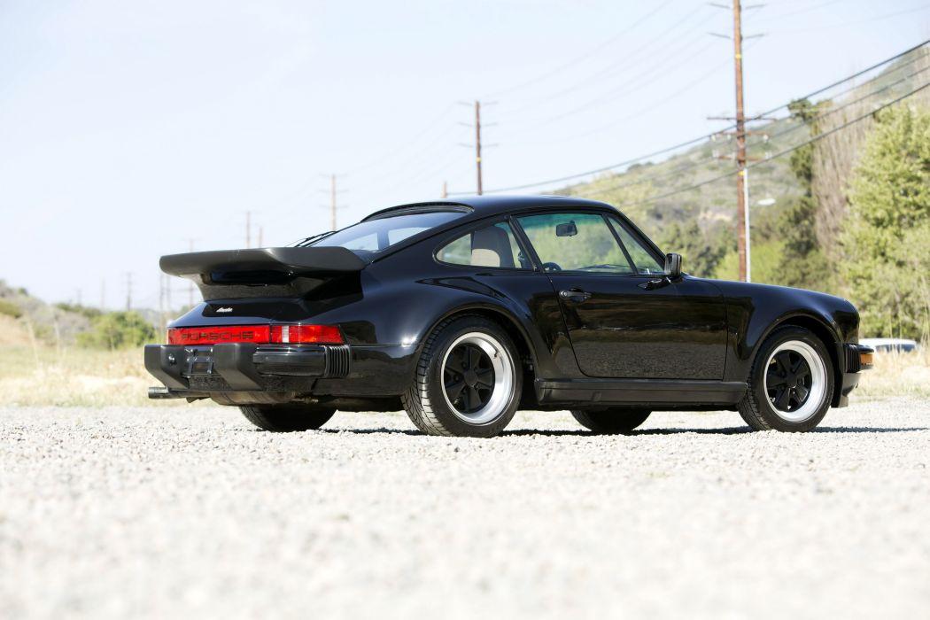 Porsche 911 Turbo 3 3 Coupe US-spec 930 cars wallpaper