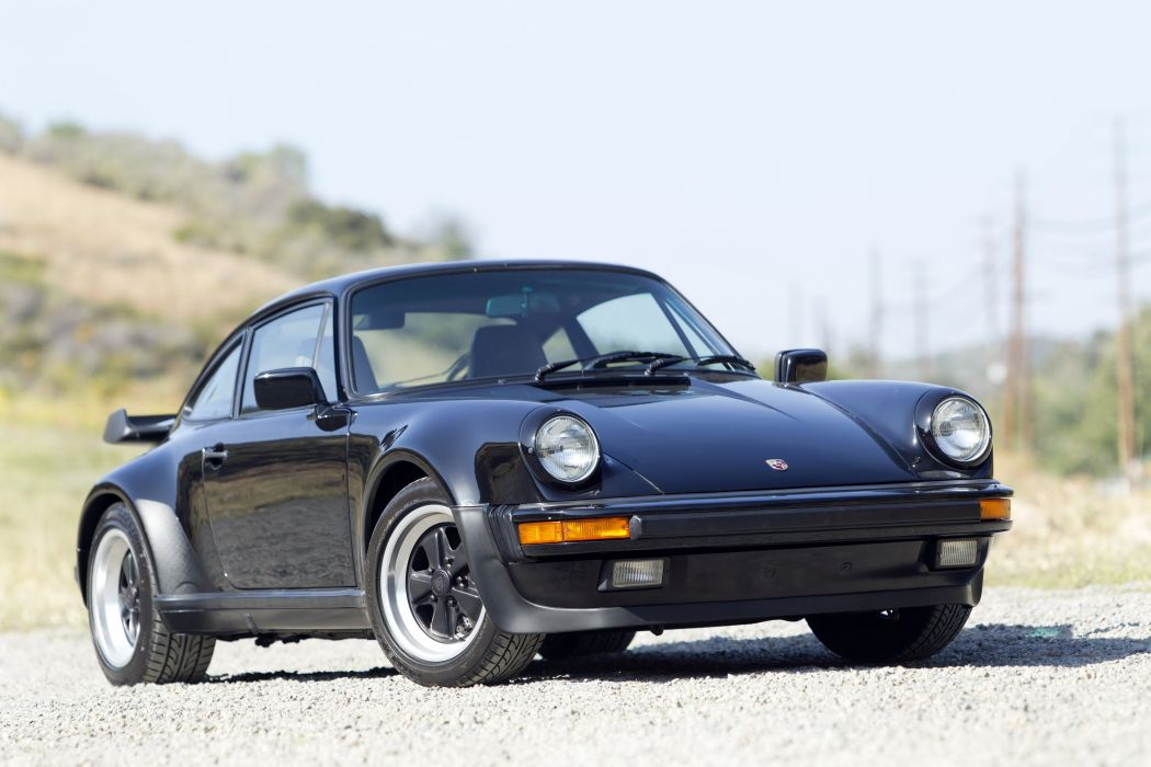 Porsche 911 Turbo 3 3 Coupe US-spec 930 cars wallpaper