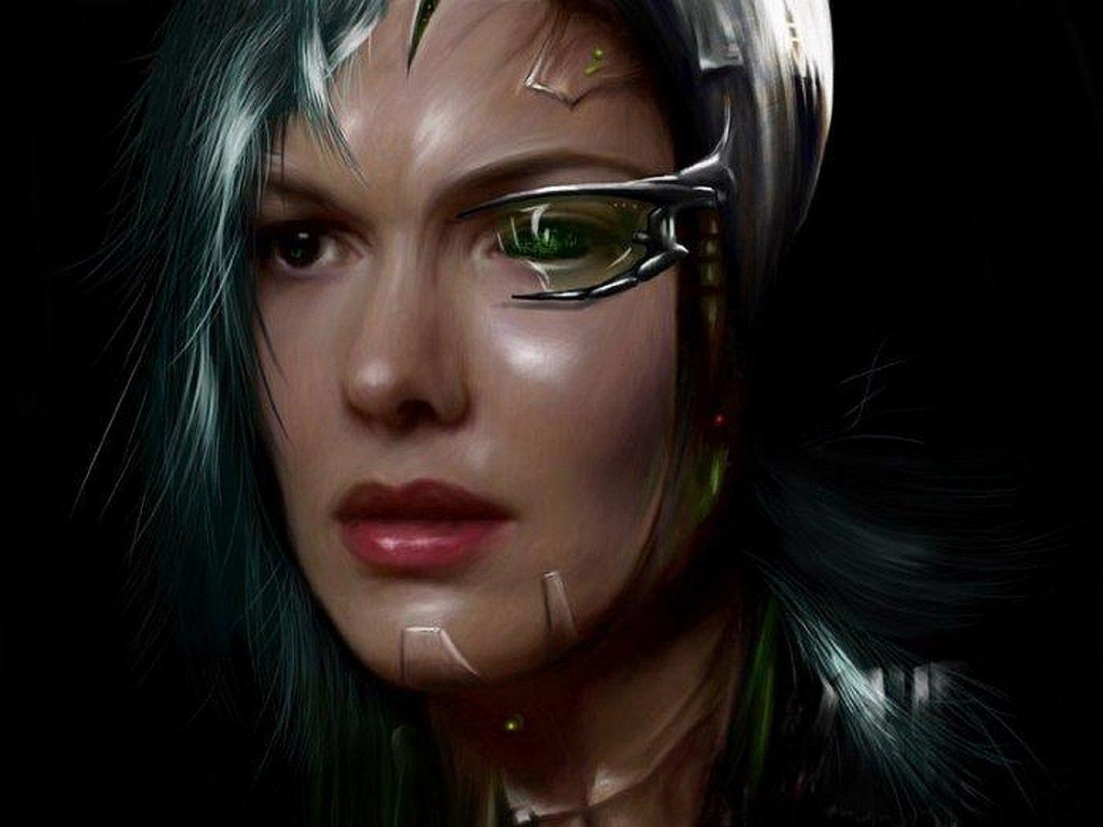 futuristic women females - photo #31